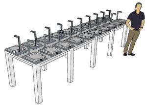 drip irrigation design for drip system irrigation