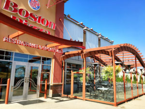 Boston Pizza in Mission