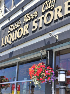 Sisto Liquor Store in Mission, BC